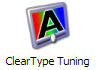 ClearType Tuning