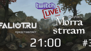 Morra-stream LIVE on Twitch